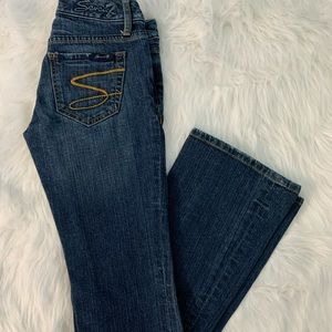 7 For All Mankind Size 25 Womens Flare jeans